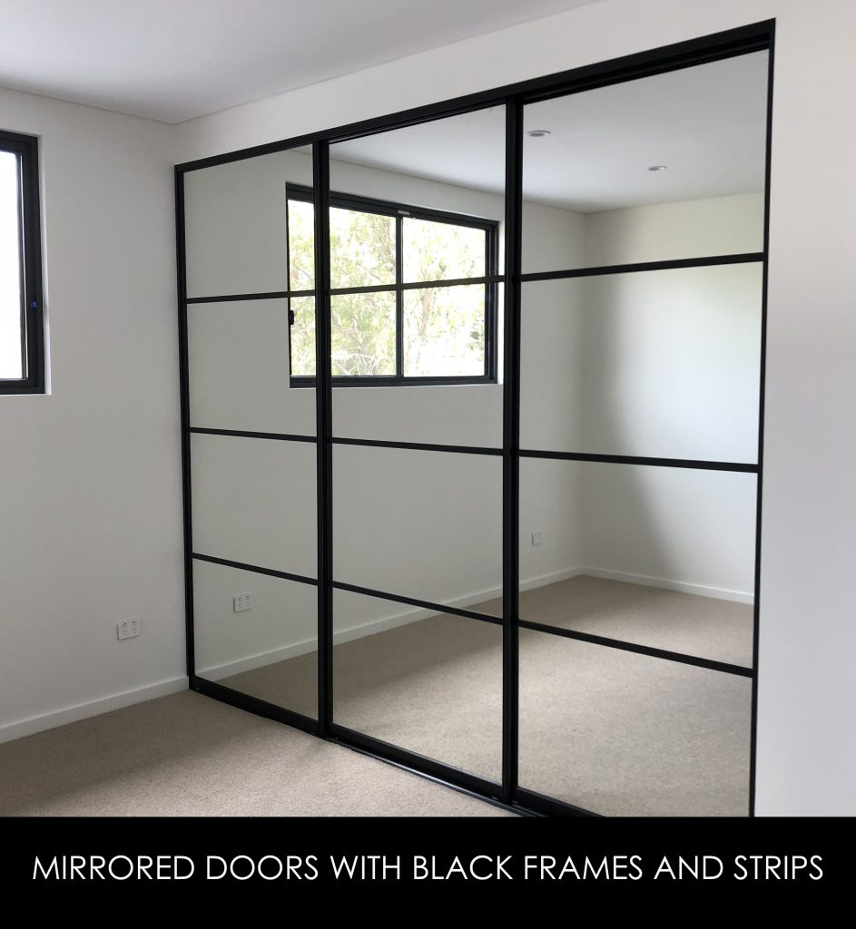 DIY Sliding Wardrobe Doors - Supply and Delivery